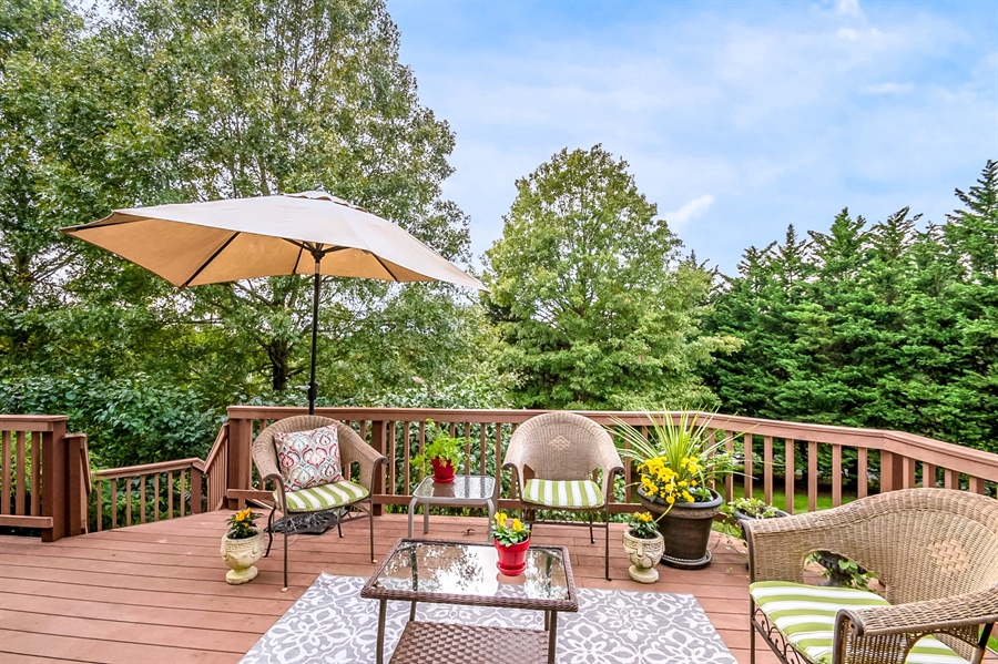 Real Estate Photography - 16 Withers Way, Hockessin, DE, 19707 - Gorgeous Western Sunsets