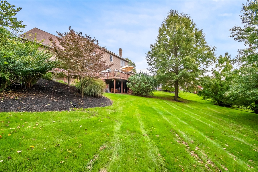 Real Estate Photography - 16 Withers Way, Hockessin, DE, 19707 - Back of Home View