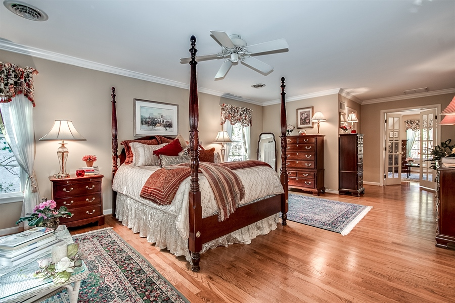 Real Estate Photography - 833 Westridge Dr, Hockessin, DE, 19707 - Another View Of The Master Bedroom