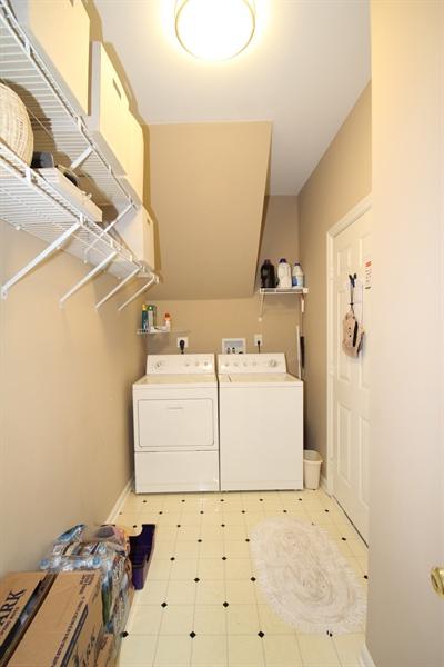 Real Estate Photography - 4 Finn Ct, Newark, DE, 19702 - Main Floor Laundry