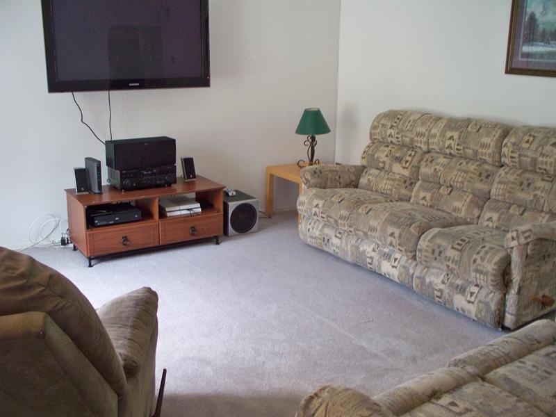 Real Estate Photography - 518 Cobble Creek Curv, Newark, DE, 19702 - Living Room