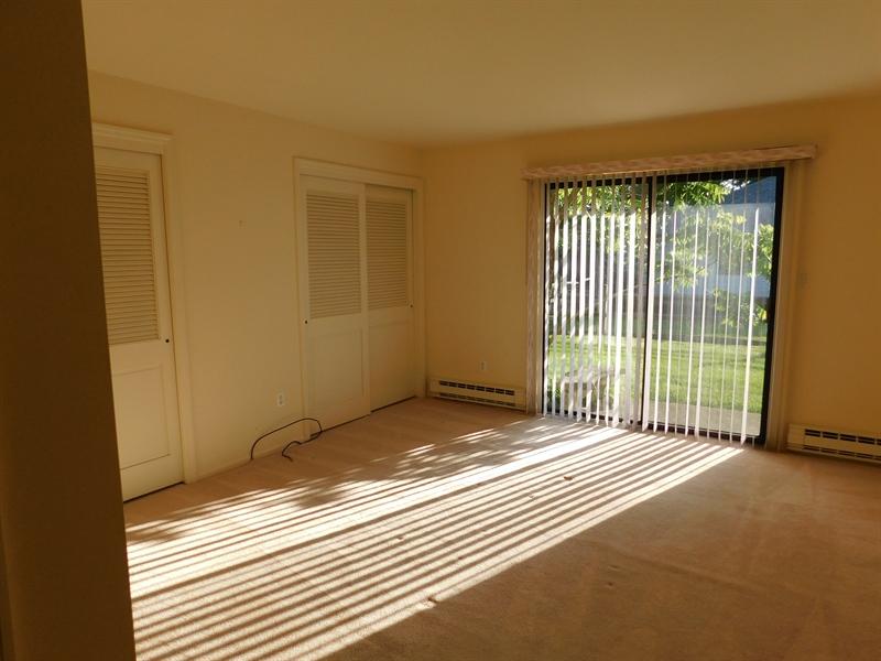Real Estate Photography - 1015 Benge Rd, Hockessin, DE, 19707 - Third Bedroom,Two Double Closets ,Shuttered Doors