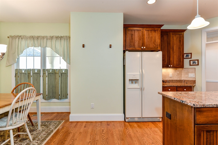 Real Estate Photography - 12 Briarcreek Ct, Newark, DE, 19711 - Custom window treatments throughout are included