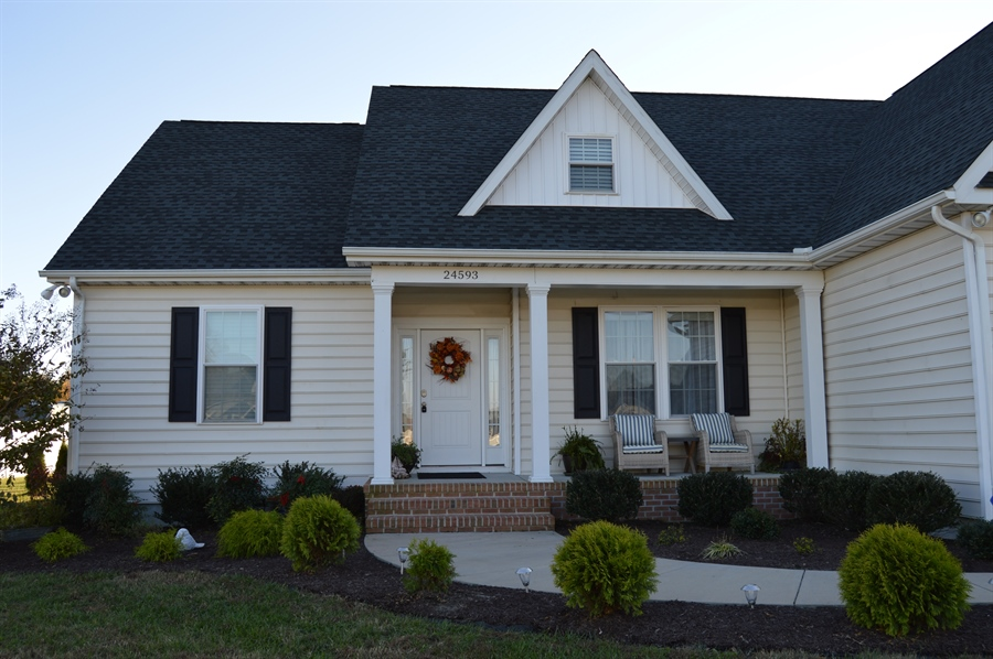 Real Estate Photography - 24593 Hollytree Cir, Georgetown, DE, 19947 - Welcome home!
