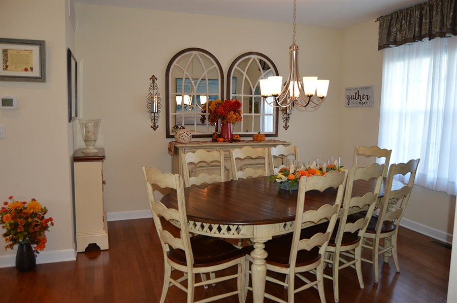 Real Estate Photography - 24593 Hollytree Cir, Georgetown, DE, 19947 - Right in time for the holidays!