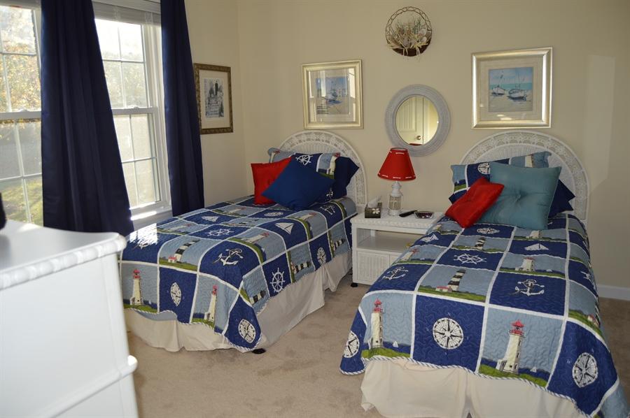 Real Estate Photography - 24593 Hollytree Cir, Georgetown, DE, 19947 - 2nd bedroom