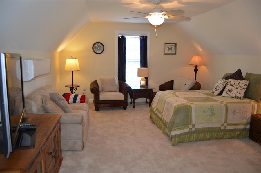 Real Estate Photography - 24593 Hollytree Cir, Georgetown, DE, 19947 - Bonus room upstairs