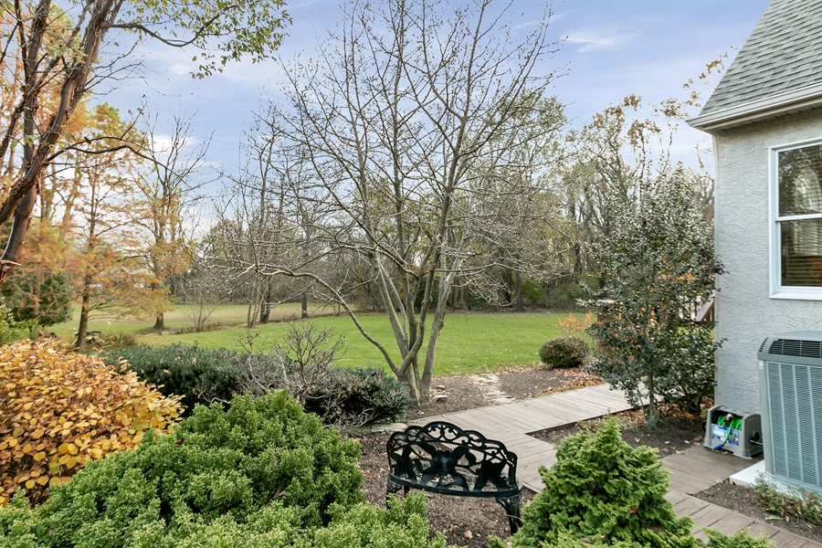 Real Estate Photography - 219 S Pond Rd, Hockessin, DE, 19707 - Meticulously Landscaped Grounds-Cul de Sac Setting