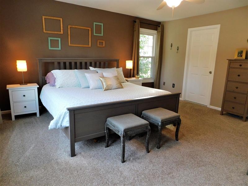 Real Estate Photography - 50 Willow Creek Ln, Newark, DE, 19711 - Master bedroom
