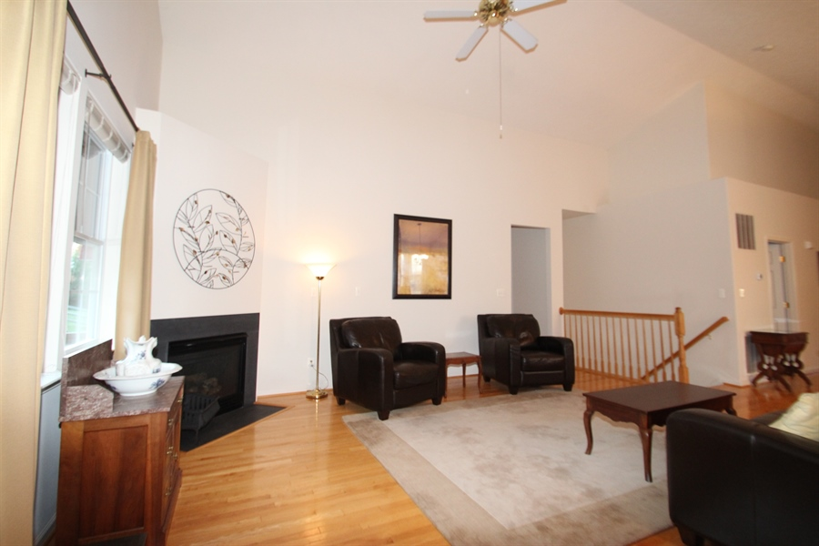 Real Estate Photography - 235 Thomas Jefferson Ter, Elkton, MD, 21921 - Living Room