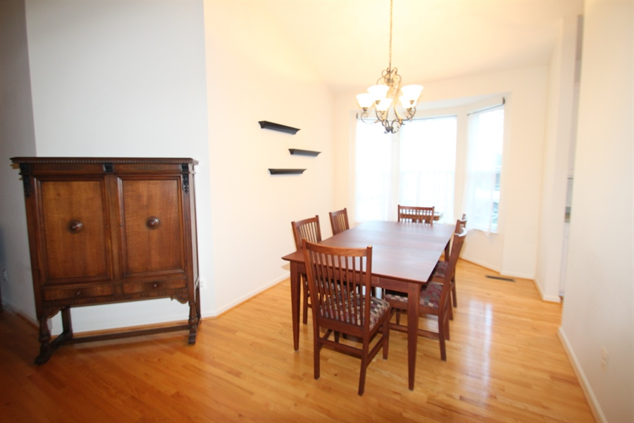 Real Estate Photography - 235 Thomas Jefferson Ter, Elkton, MD, 21921 - Dining Room