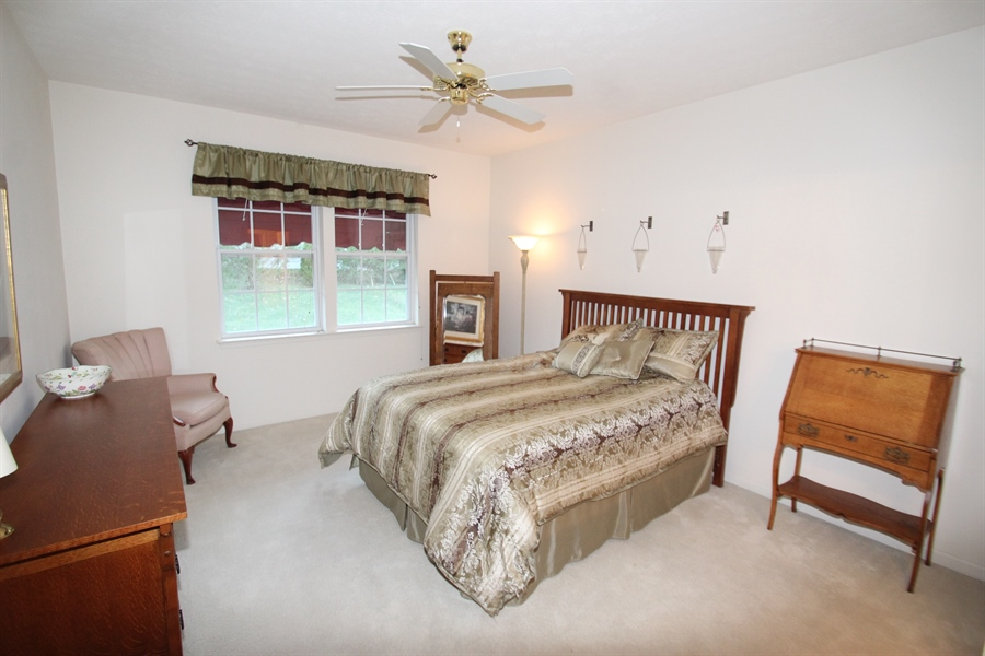 Real Estate Photography - 235 Thomas Jefferson Ter, Elkton, MD, 21921 - Master Bedroom