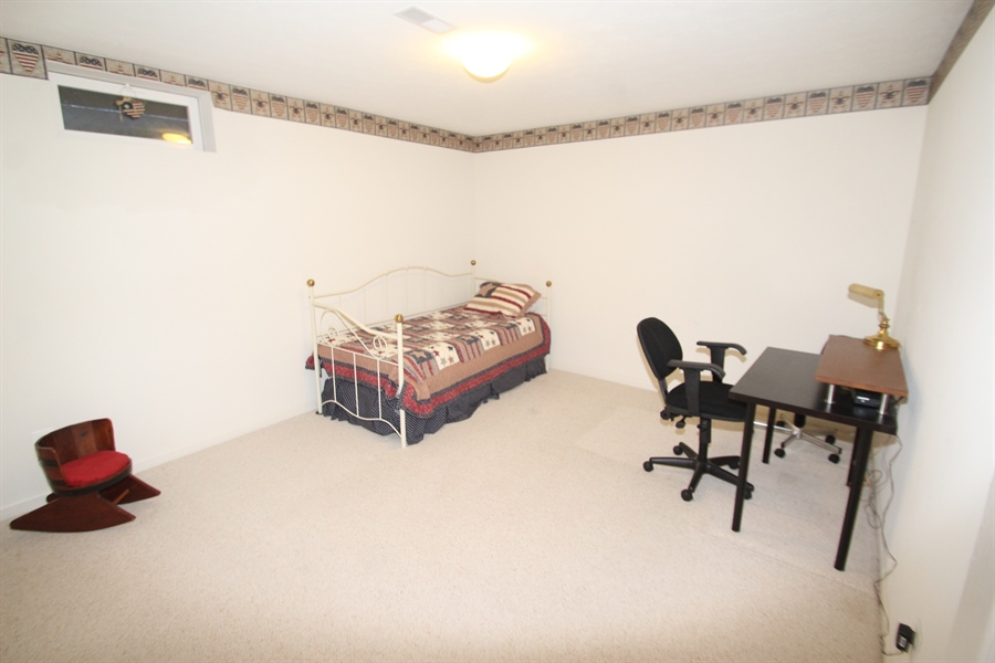 Real Estate Photography - 235 Thomas Jefferson Ter, Elkton, MD, 21921 - Lower Level Den/4th Bedroom
