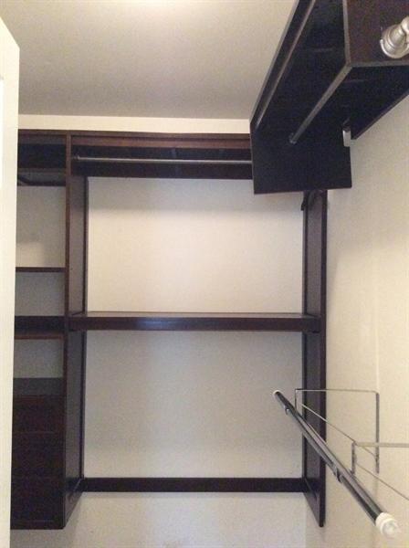 Real Estate Photography - 233 Hope Ct W, Bear, DE, 19701 - Master bedroom walk-in Closet