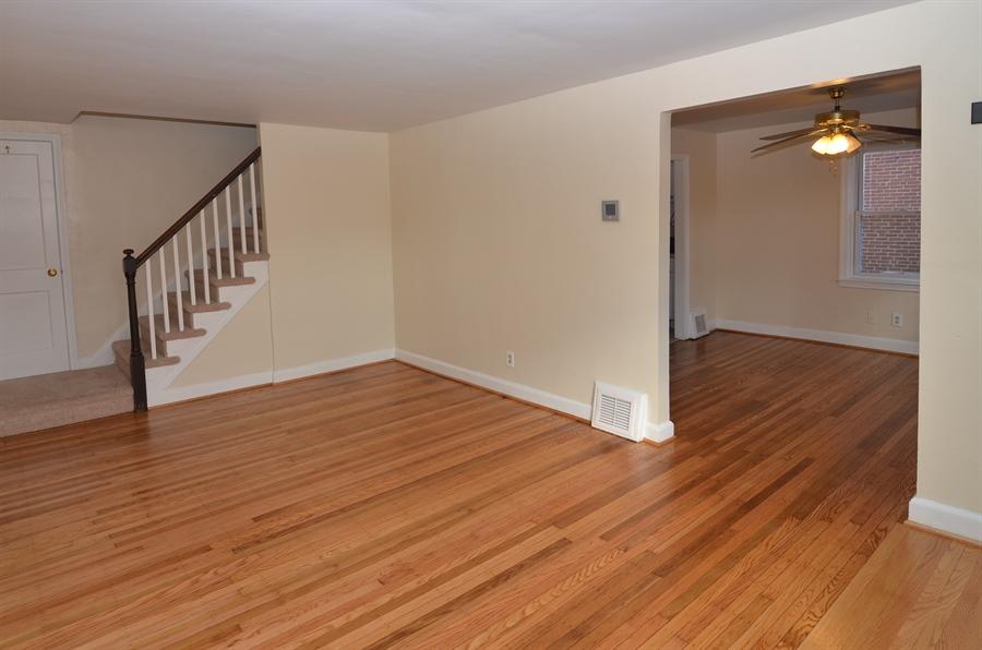 Real Estate Photography - 309 Taft Ave, Wilmington, DE, 19805 - Living Room