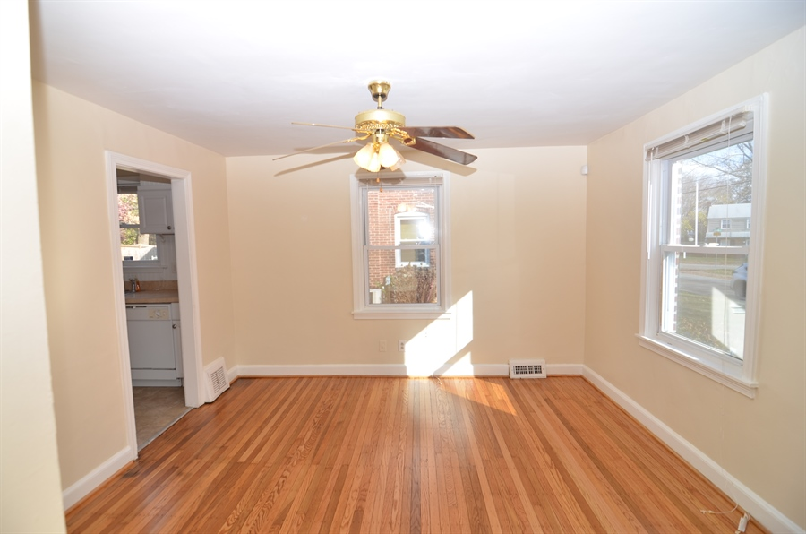 Real Estate Photography - 309 Taft Ave, Wilmington, DE, 19805 - Dining Room