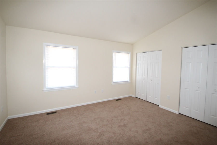 Real Estate Photography - 203 Bell Ringer Ct, Newark, DE, 19702 - Master Bedroom