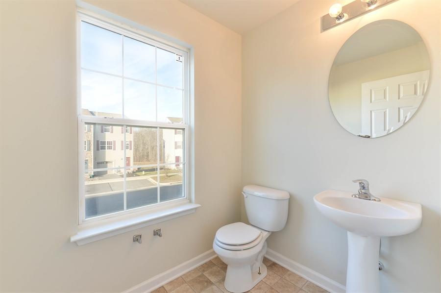 Real Estate Photography - 131 Ben Boulevard, Elkton, DE, 21921 - Main level Powder Room