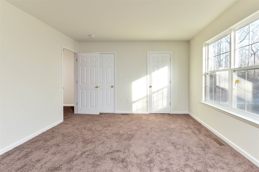 Real Estate Photography - 131 Ben Boulevard, Elkton, DE, 21921 - Double walk-in closets