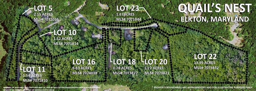 Real Estate Photography - Lot 23 Sparrows Way, Elkton, DE, 21921 - Location 1