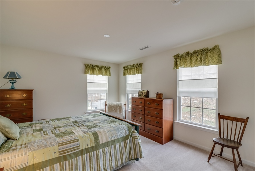 Real Estate Photography - 245 Wickerberry Dr, Middletown, DE, 19709 - Bedroom 1