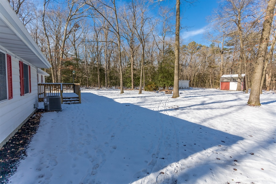Real Estate Photography - 21667 Bunting Rd, Georgetown, DE, 19947 -
