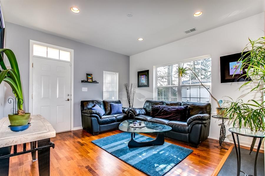 Real Estate Photography - 103 Harker Ave, Wilmington, DE, 19803 - Living Room
