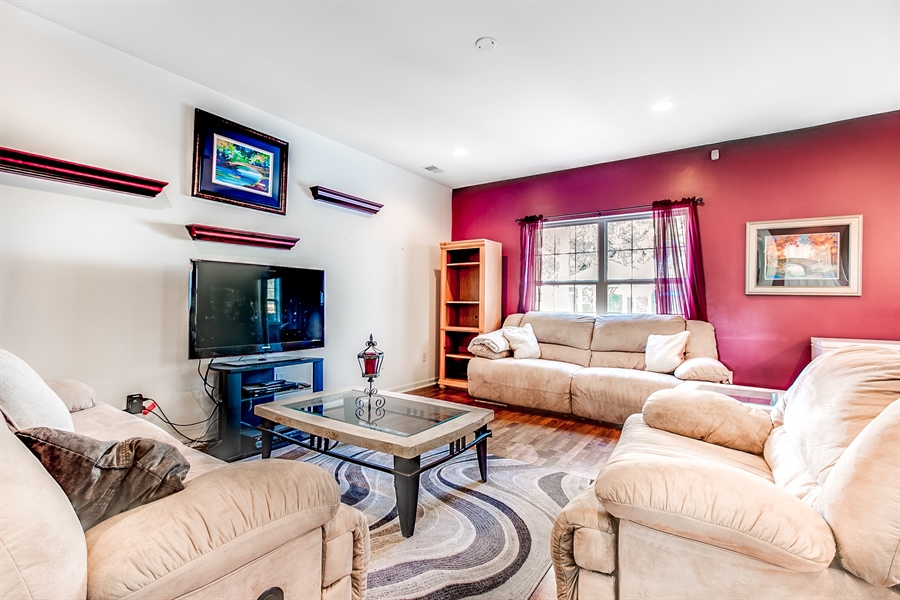 Real Estate Photography - 103 Harker Ave, Wilmington, DE, 19803 - Family Room