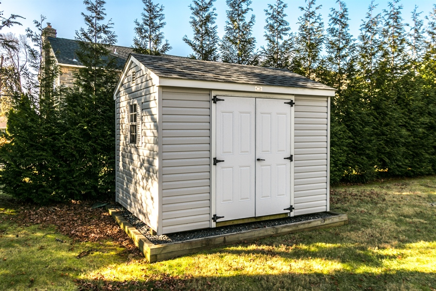 Real Estate Photography - 103 Harker Ave, Wilmington, DE, 19803 - Shed For Storage