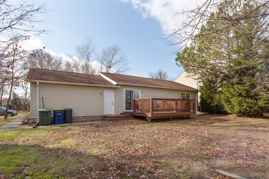 Real Estate Photography - 8 Edgewood Ave, New Castle, DE, 19720 - Rear View