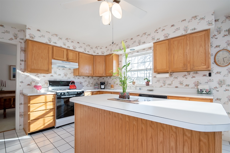 Real Estate Photography - 340 Jessica Dr, Middletown, DE, 19709 - Ceramic Tile Flooring