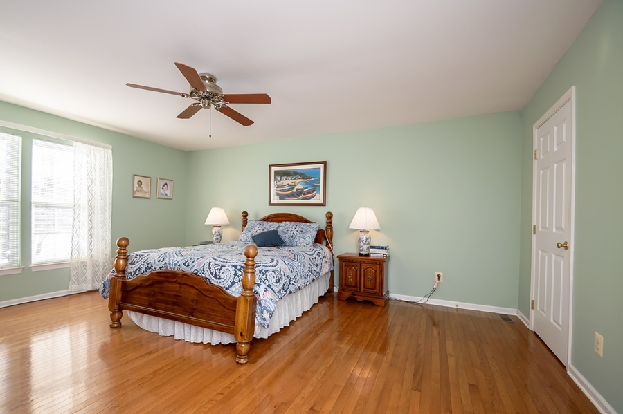 Real Estate Photography - 340 Jessica Dr, Middletown, DE, 19709 - Impressive Master Bedroom