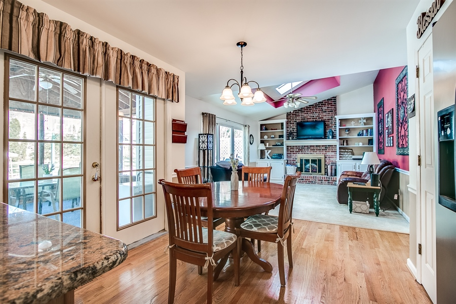 Real Estate Photography - 307 Charleston Dr, Wilmington, DE, 19808 - Breakfast Area