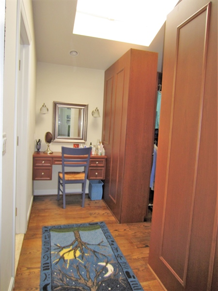 Real Estate Photography - 465 Polly Drummond Hill Rd, Newark, DE, 19711 - Master suite closet