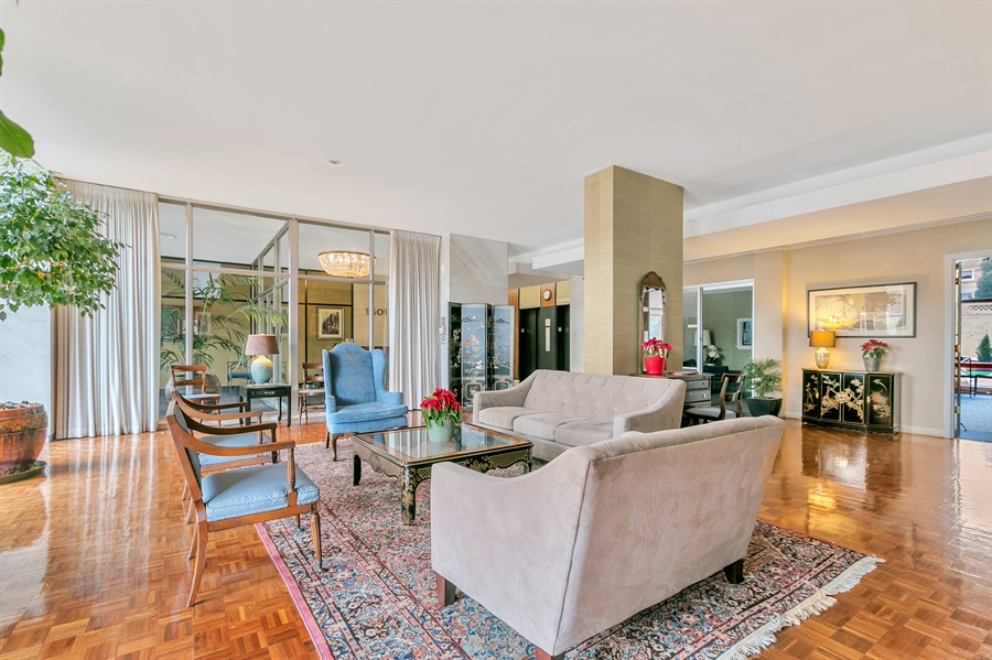 Real Estate Photography - 1401 Pennsylvania Avenue #1414, 1414, Wilmington, DE, 19806 - Another View of the Lobby Area.