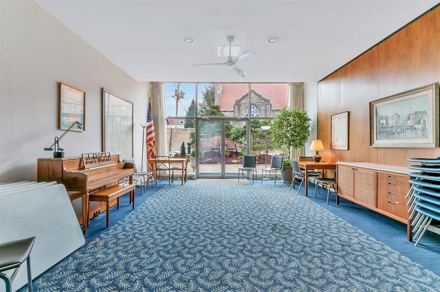 Real Estate Photography - 1401 Pennsylvania Avenue #1414, 1414, Wilmington, DE, 19806 - Large Community Room.