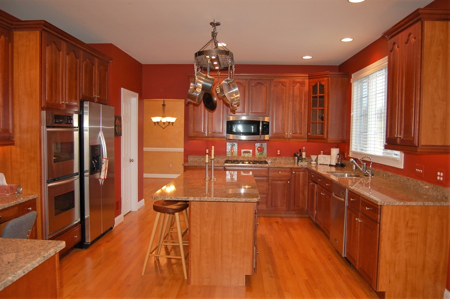 Real Estate Photography - 135 Portmarnock Dr, Avondale, PA, 19311 - Kitchen with Granite Counters