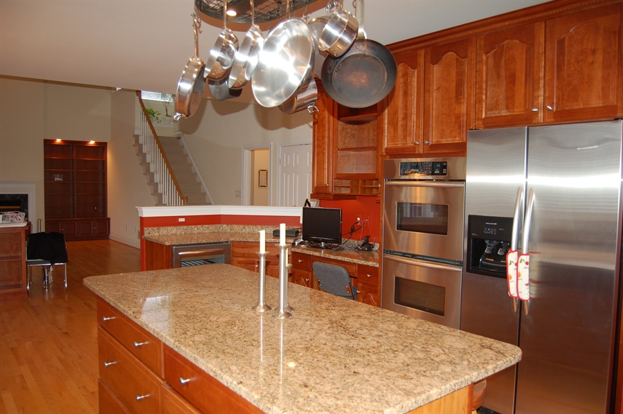 Real Estate Photography - 135 Portmarnock Dr, Avondale, PA, 19311 - Kitchen with Stainless Steel Appliances