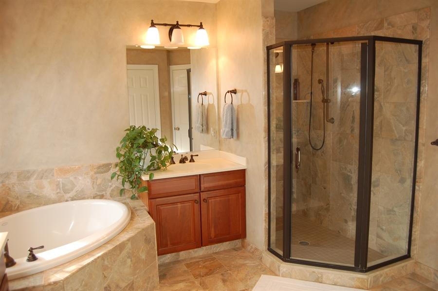 Real Estate Photography - 135 Portmarnock Dr, Avondale, PA, 19311 - Master Bathroom
