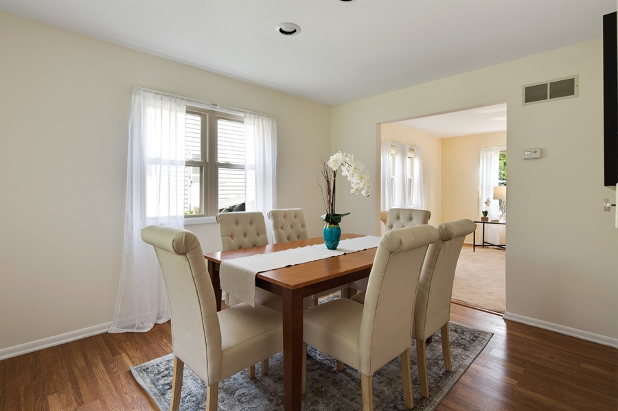 Real Estate Photography - 16 Woodshaw Rd, Newark, DE, 19711 - Dining Room