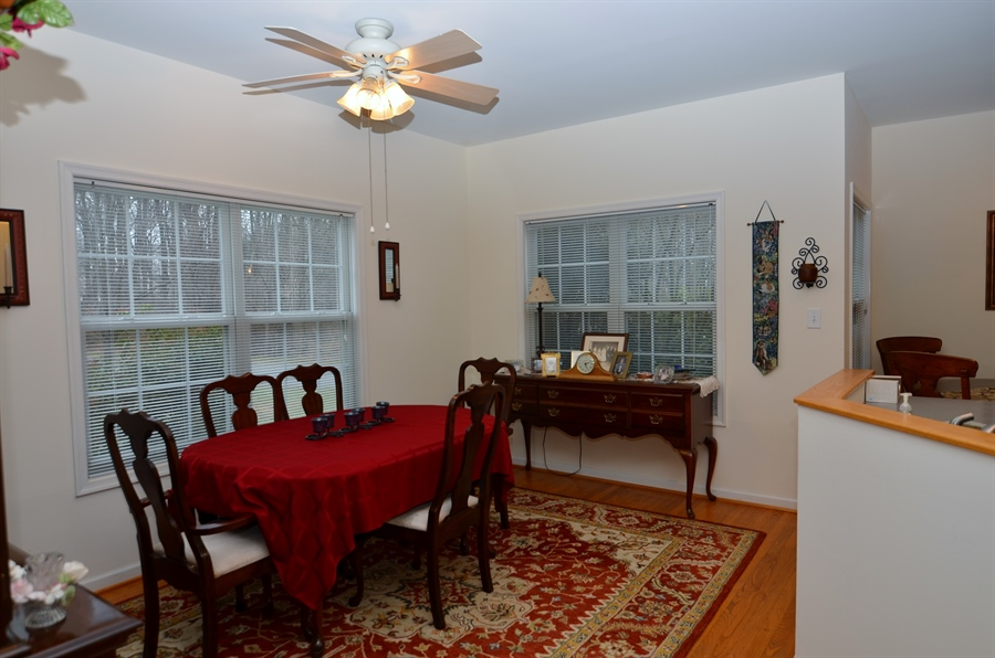 Real Estate Photography - 116 Gregg Dr, Wilmington, DE, 19808 - Dining Room
