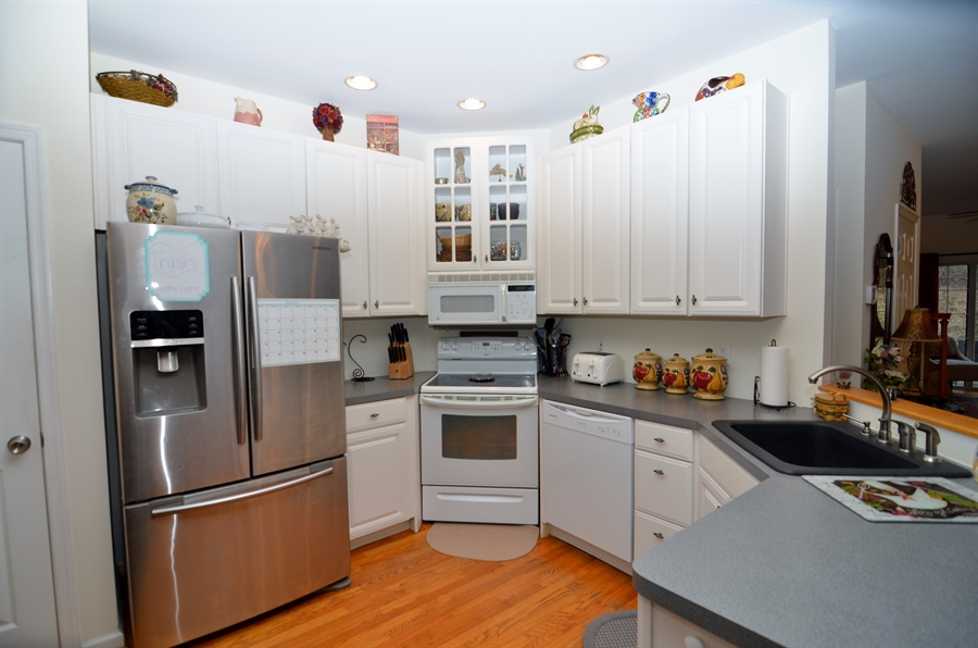 Real Estate Photography - 116 Gregg Dr, Wilmington, DE, 19808 - Beautiful Kitchen