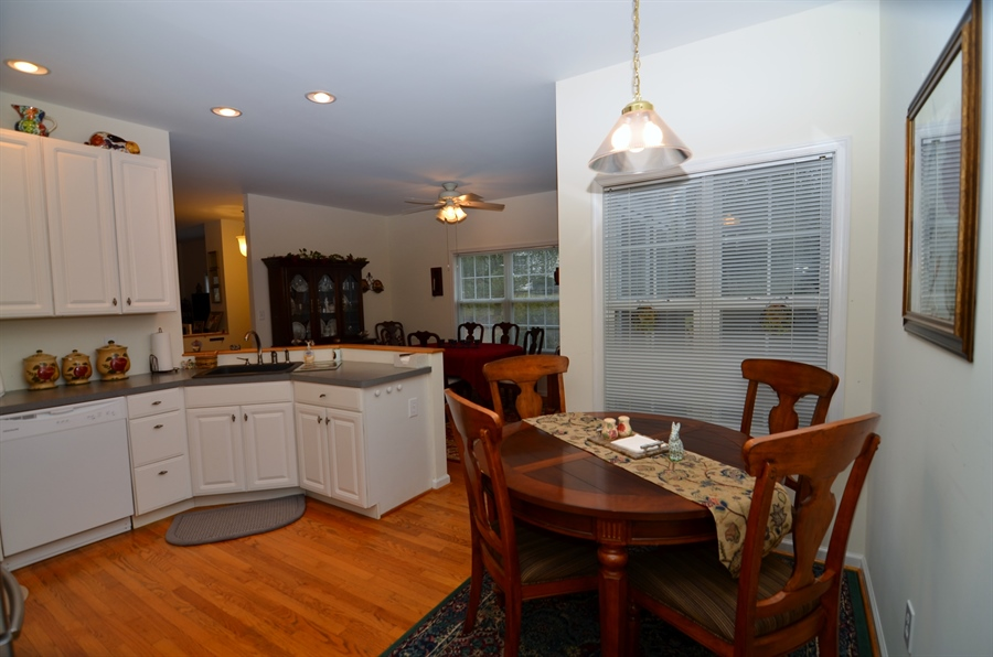 Real Estate Photography - 116 Gregg Dr, Wilmington, DE, 19808 - Eat in Kitchen