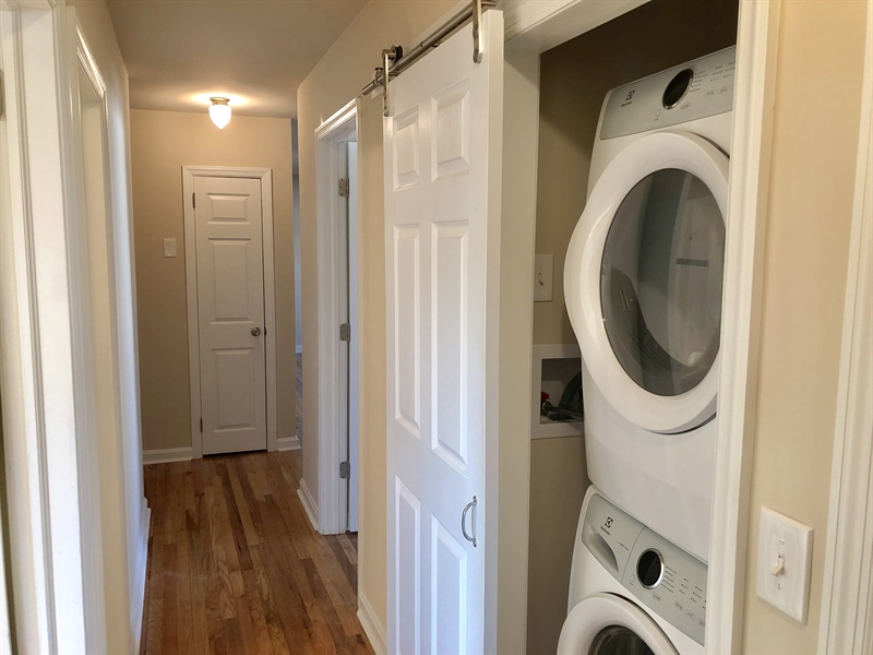 Real Estate Photography - 2211 Charwood Dr, Wilmington, DE, 19810 - First Floor Laundry
