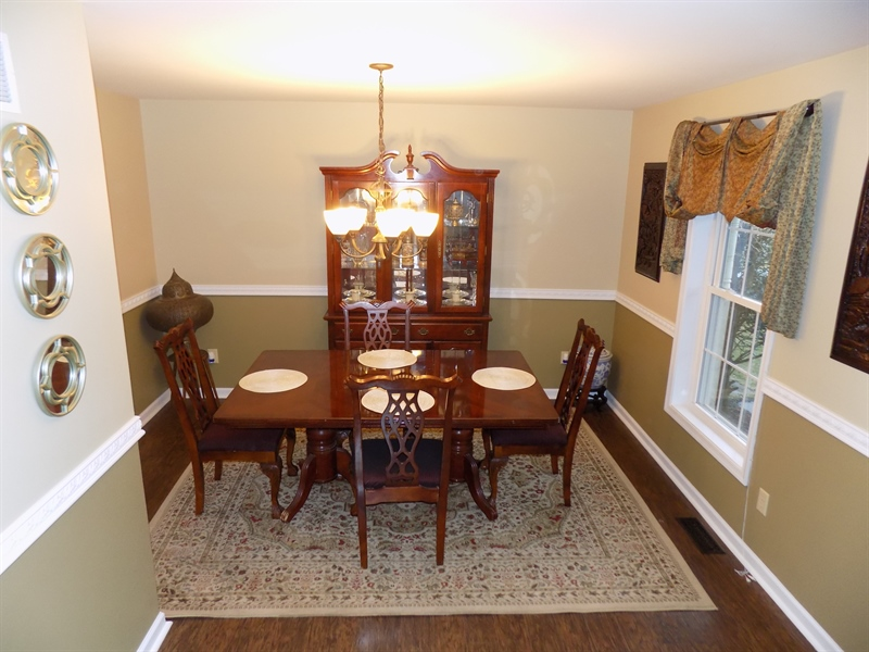 Real Estate Photography - 236 Waterway Rd, Oxford, PA, 19363 - Dining room