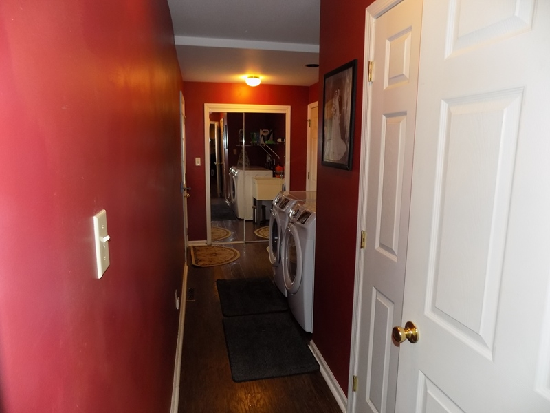Real Estate Photography - 236 Waterway Rd, Oxford, PA, 19363 - Laundry/mud room