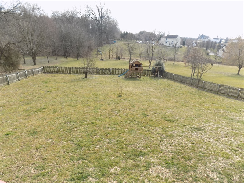 Real Estate Photography - 236 Waterway Rd, Oxford, PA, 19363 - What a view