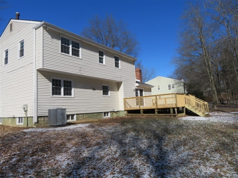 Real Estate Photography - 506 Faraday Rd, Hockessin, DE, 19707 - Rear View of Home