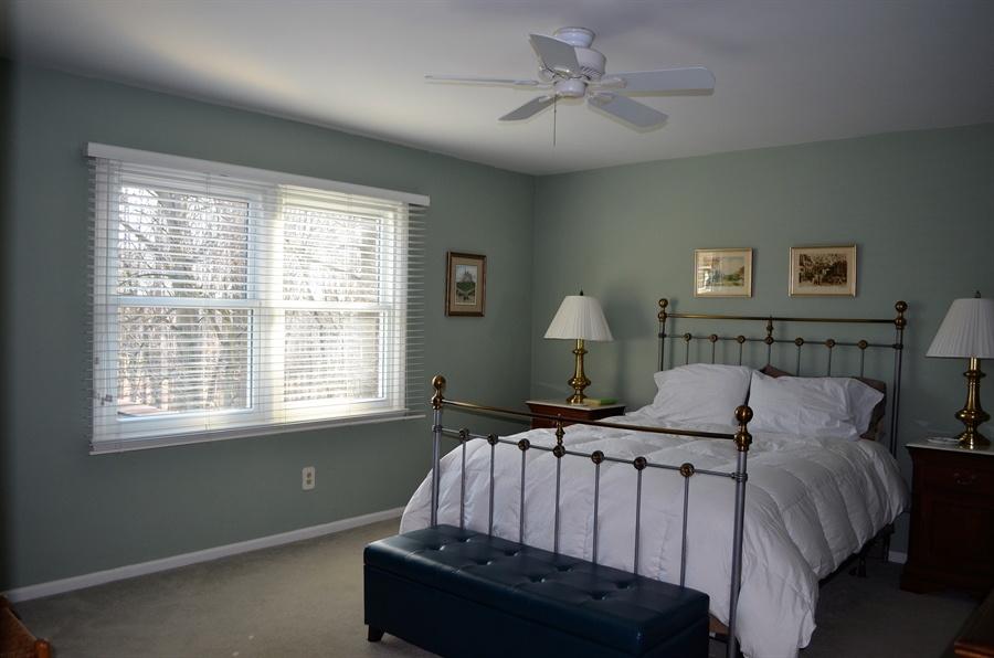 Real Estate Photography - 1 Caynor Ct, Newark, DE, 19711 - Master Bedroom