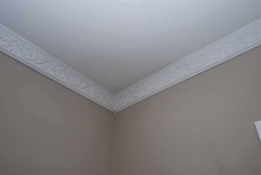 Real Estate Photography - 406 S Sycamore St, Wilmington, DE, 19805 - Crown molding